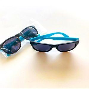 2/$30 👓80s RETRO SUNGLASSES UNISEX - AQUA BLUE